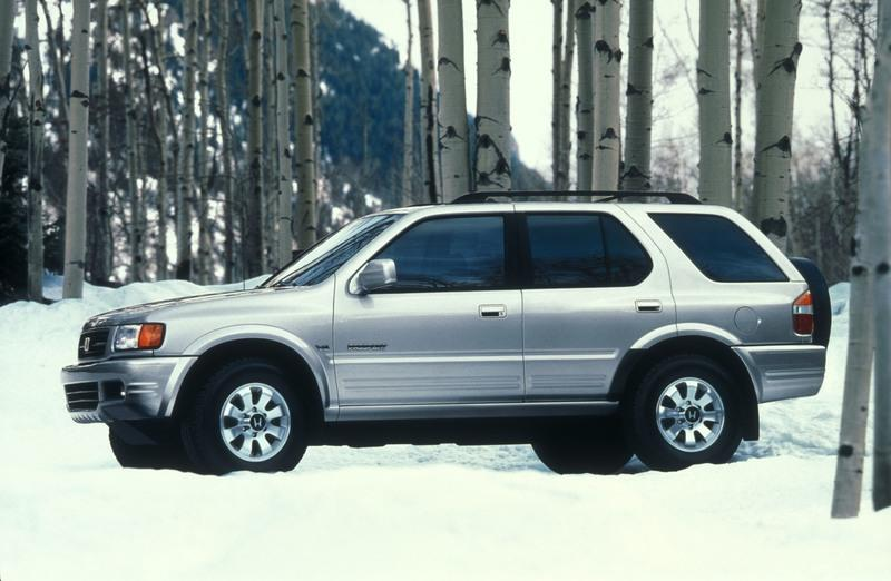 1994 - 2002 Honda Passport