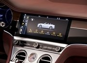 We Can't Get Enough of the Rotating Display in the Bentley Continental GT Convertible - image 806324