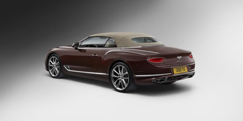 2018 Bentley Continental GTC - image 806327