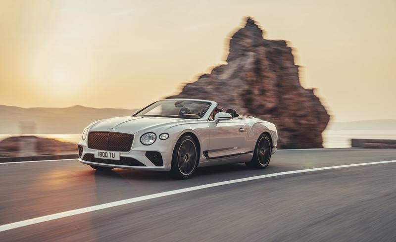 2018 Bentley Continental GTC - image 806330