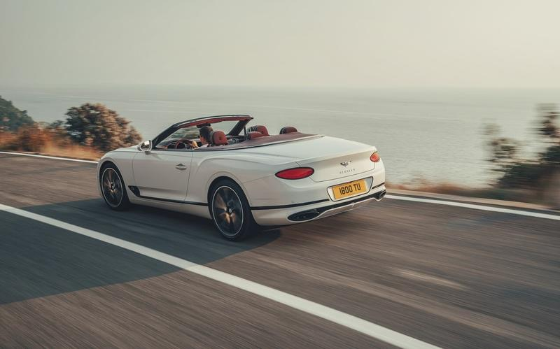 2018 Bentley Continental GTC - image 806333