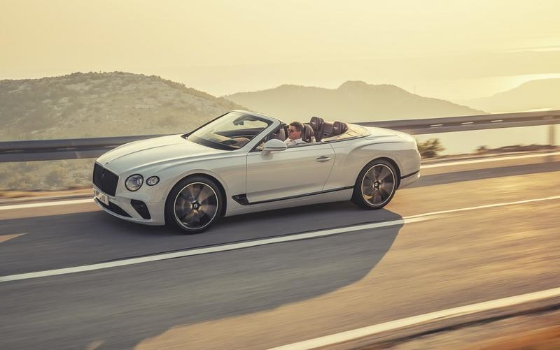 2018 Bentley Continental GTC - image 806334