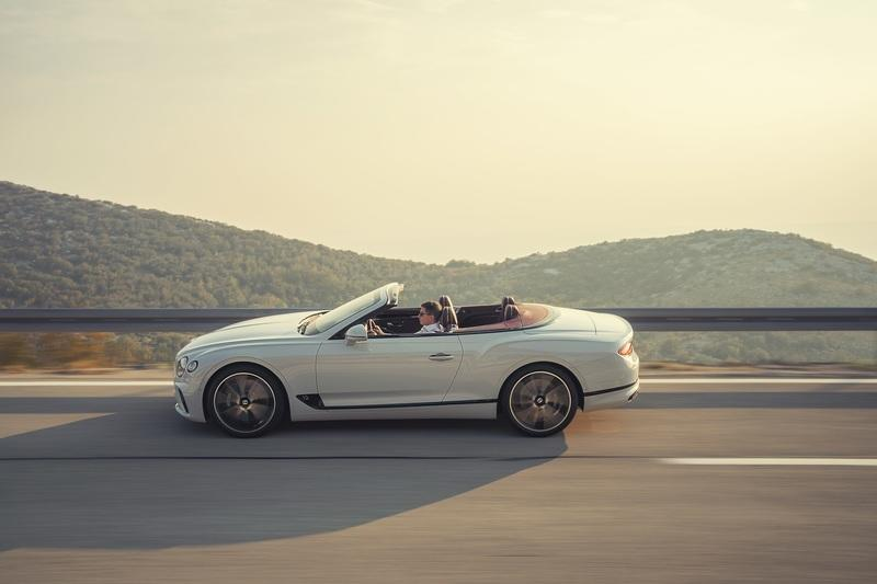 2018 Bentley Continental GTC - image 806339