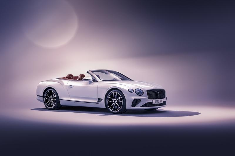 The Bentley Continental GT Convertible's Roof Is a 19-Second Modern Marvel