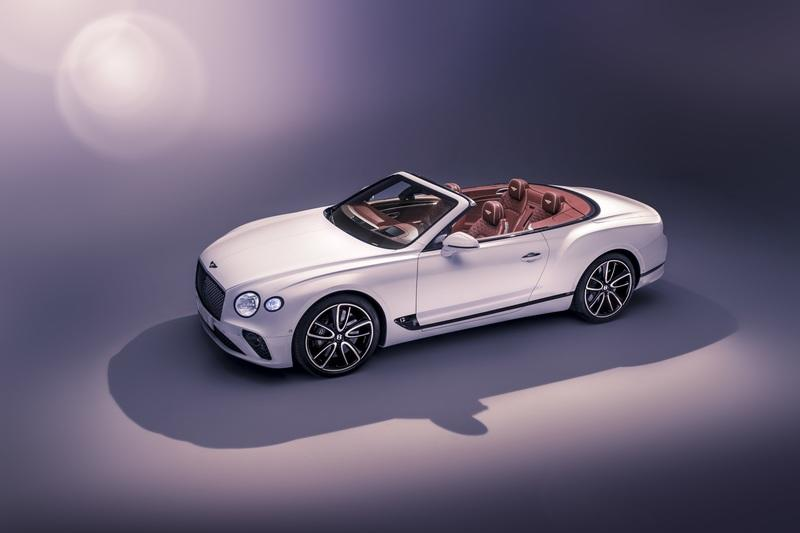 2018 Bentley Continental GTC - image 806356