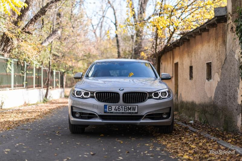 2018 BMW 330i GT xDrive - Driven - image 803982