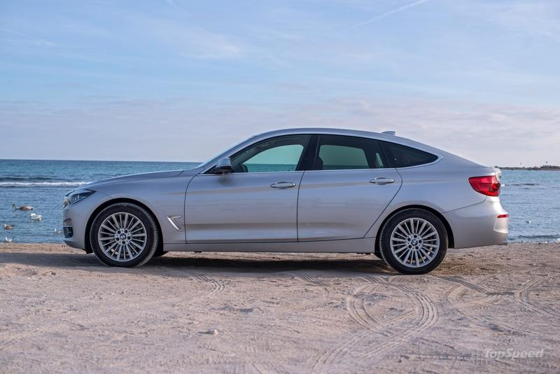 2018 BMW 330i GT xDrive - Driven - image 803967
