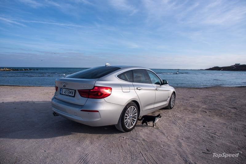 2018 BMW 330i GT xDrive - Driven - image 803968