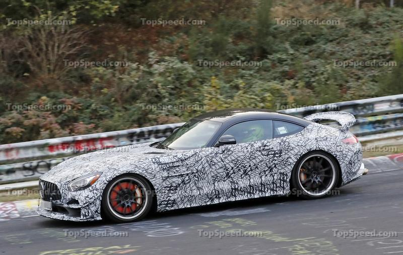 2020 Mercedes-AMG GT Black Series