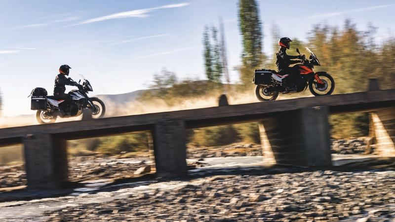 KTM Heats Up The Off-Road Scene At 2018 EICMA