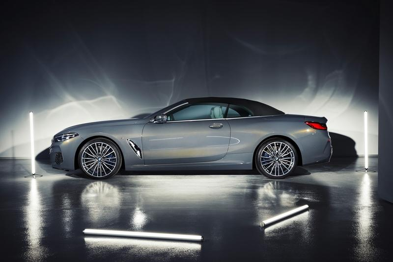 2019 BMW 8 Series Convertible Unveiled