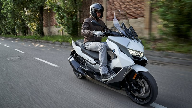 2019 Bmw C 400 Gt Top Speed