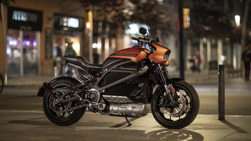 Harley-Davidson Announces The Price On Its LiveWire