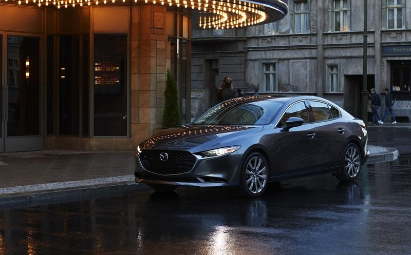 The 2019 Mazda 3 Finally Hits the Mark with Spark Controlled Compression Ignition Exterior - image 806717