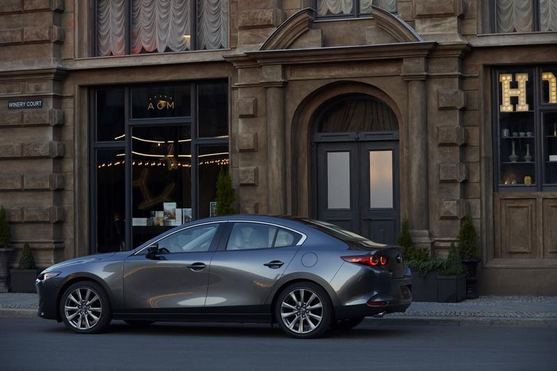 The 2019 Mazda 3 Finally Hits the Mark with Spark Controlled Compression Ignition Exterior - image 806718