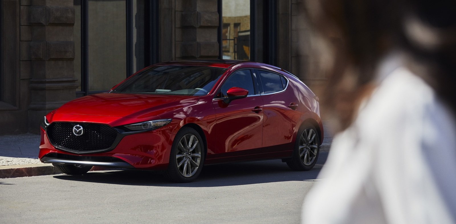 the 2019 mazda 3 finally hits the mark with spark controlled compression ignition top speed. Black Bedroom Furniture Sets. Home Design Ideas