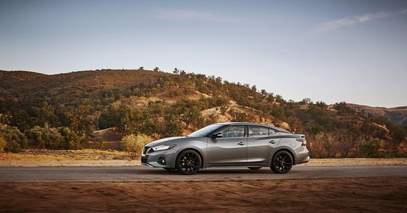 2019 Nissan Maxima Has A Cleaner Look But Lacks Any ...