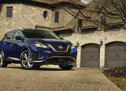 Nissan Gives the 2019 Nissan Murano a Wider Grille; Calls it a New Car - image 807228