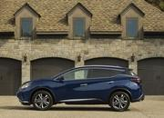 Nissan Gives the 2019 Nissan Murano a Wider Grille; Calls it a New Car - image 807229