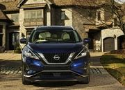 Nissan Gives the 2019 Nissan Murano a Wider Grille; Calls it a New Car - image 807231