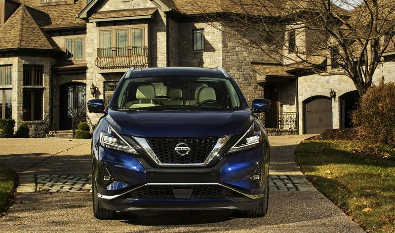 Nissan Gives the 2019 Nissan Murano a Wider Grille; Calls it a New Car Exterior - image 807231