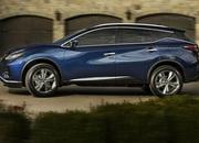 Nissan Gives the 2019 Nissan Murano a Wider Grille; Calls it a New Car - image 807235