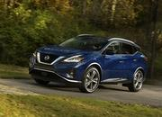 Nissan Gives the 2019 Nissan Murano a Wider Grille; Calls it a New Car - image 807236