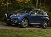 Nissan Gives the 2019 Nissan Murano a Wider Grille; Calls it a New Car - image 807237
