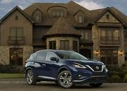 Nissan Gives the 2019 Nissan Murano a Wider Grille; Calls it a New Car - image 807238