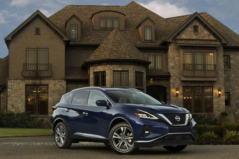 Nissan Gives the 2019 Nissan Murano a Wider Grille; Calls it a New Car Exterior - image 807238