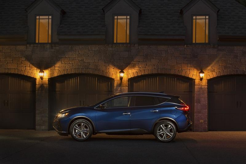 Nissan Gives the 2019 Nissan Murano a Wider Grille; Calls it a New Car Exterior - image 807240