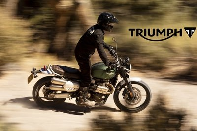 Its A Bikers Life - Your daily dose of everything Motorcycle: Triumph Scrambler 1200 XC