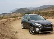 2019 Toyota RAV4 - Quirks and Features - image 805216