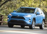 2019 Toyota RAV4 - Quirks and Features - image 805469
