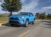 2019 Toyota RAV4 - Quirks and Features - image 805494
