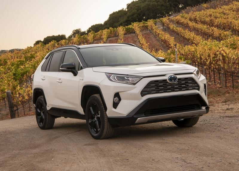 2019 Toyota Rav4 Quirks And Features Top Speed