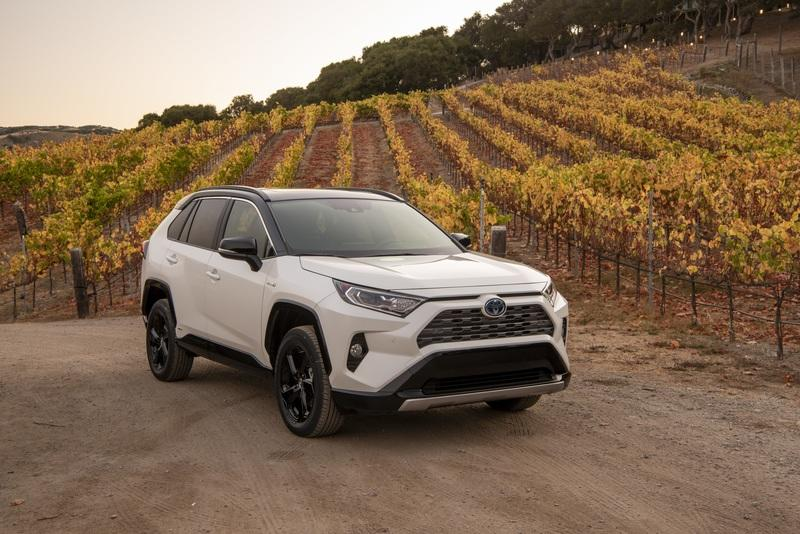 The 2019 Toyota Rav4 Hybrid Is The Way Forward For The