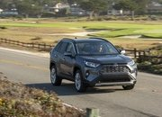 2019 Toyota RAV4 - Quirks and Features - image 805260