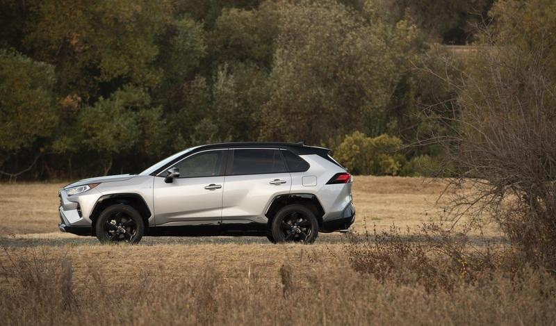 The 2019 Toyota RAV4 Hybrid Is The Way Forward For The Compact Crossover Segment