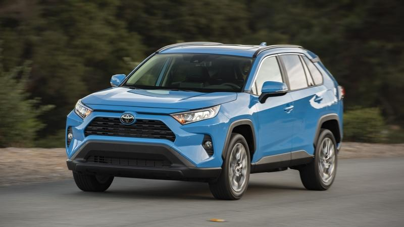 2019 Toyota RAV4 - Driven