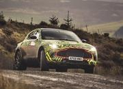 Everything We Know About the Aston Martin DBX - image 804848