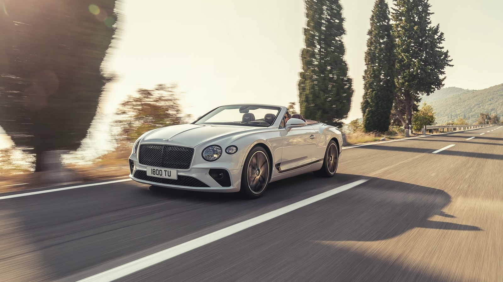 Who Makes Cadillac >> 2020 Bentley Continental GT Convertible Debuts Below The ...