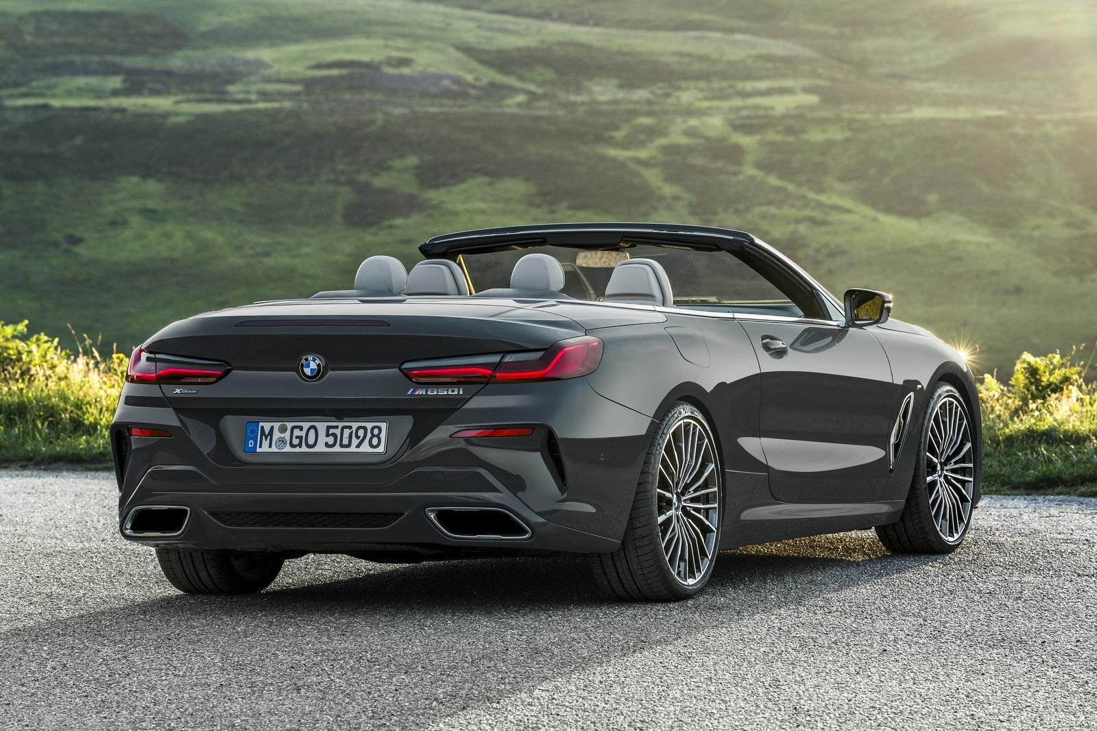 2020 bmw 8 series convertible top speed. Black Bedroom Furniture Sets. Home Design Ideas