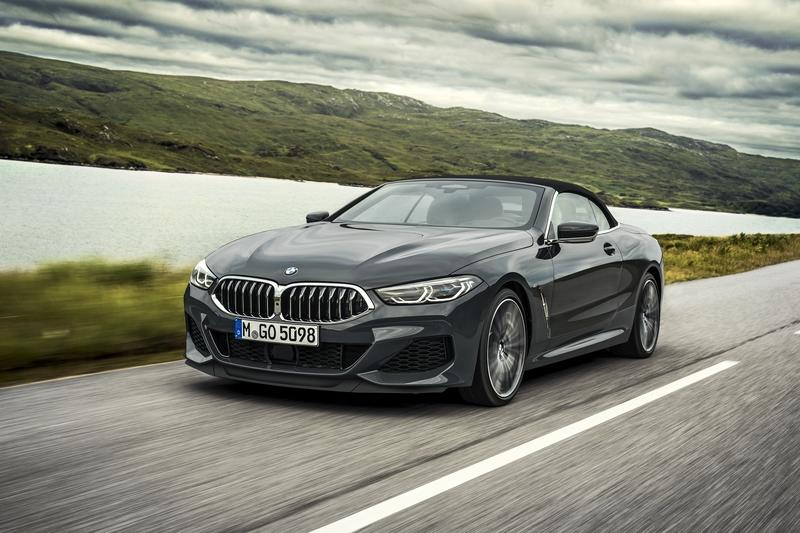 2020 BMW 8 Series Convertible Exterior - image 803267