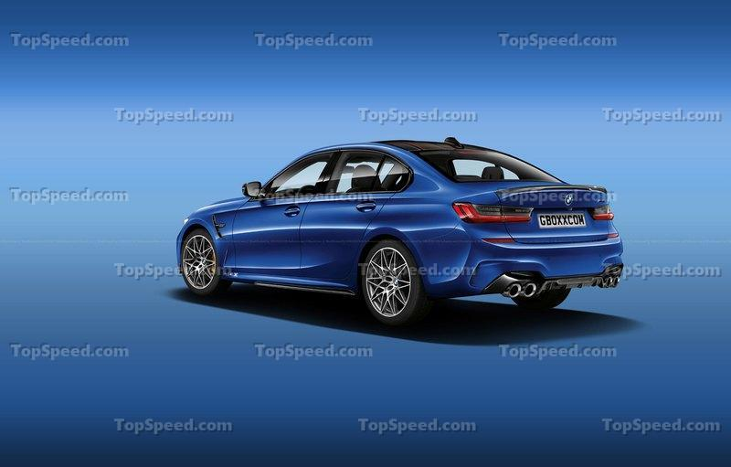 Thanks to BMW's S58 Engine, the 2020 BMW M3 Could Offer As Much as 480 Horsepower in Base Form - image 806287