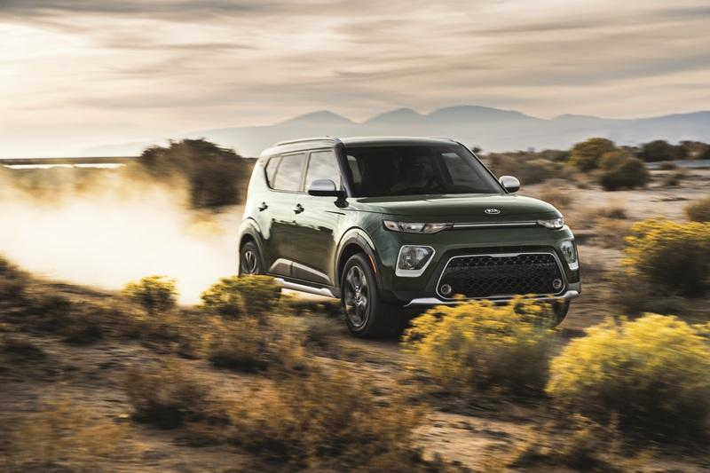 2020 Kia SOUL Arrives With a Fresh Redesign That Doubles Down on The Quirkiness