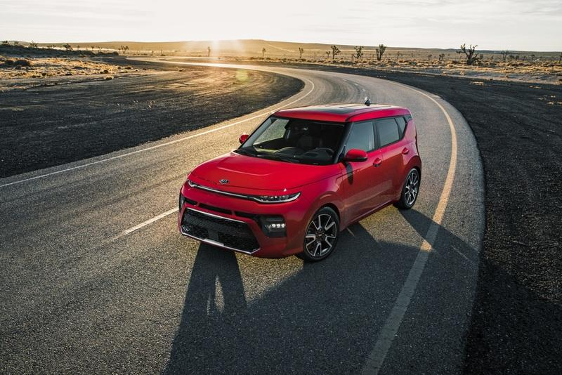 2020 Kia SOUL Arrives With a Fresh Redesign That Doubles Down on The Quirkiness - image 807307