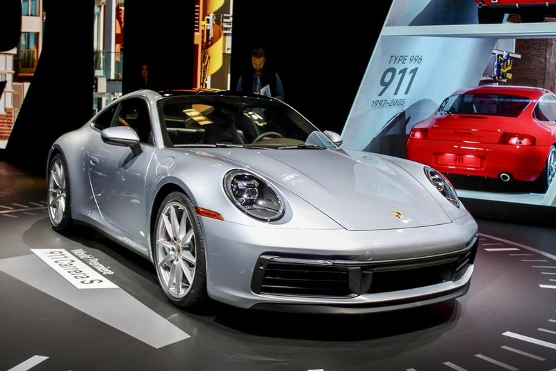The Porsche 911 Won't Go Hybrid For Fuel Efficiency - That's For Sure