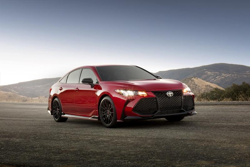 Toyota Will Apparently Offer A High-Performance Version of Each of Its Models Exterior - image 805024
