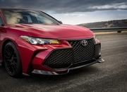 Toyota Shows What the Avalon TRD Can Do With a Handbrake, But We Can't Have One - image 805025